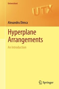 Hyperplane Arrangements: An Introduction (Universitext)-cover