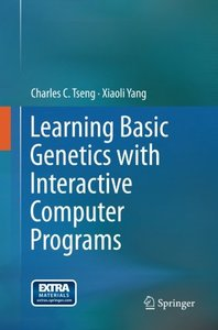 Learning Basic Genetics with Interactive Computer Programs-cover