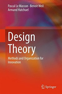 Design Theory: Methods and Organization for Innovation-cover