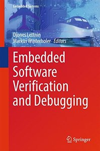 Embedded Software Verification and Debugging (Embedded Systems)-cover