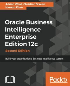 Oracle Business Intelligence Enterprise Edition 12c  Second Edition-cover