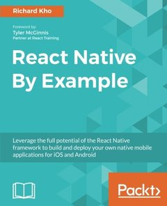 React Native By Example-cover