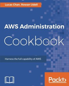 AWS Administration Cookbook-cover