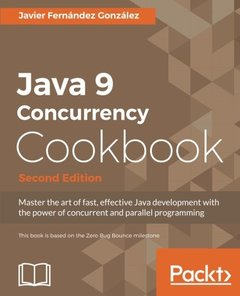 Java 9 Concurrency Cookbook  Second Edition-cover