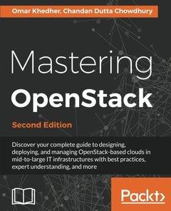 Mastering OpenStack, 2/e-cover