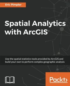 Spatial Analytics with ArcGIS-cover