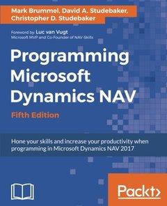 Programming Microsoft Dynamics NAV  Fifth Edition-cover