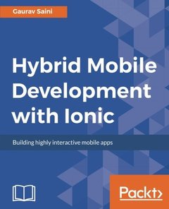 Hybrid Mobile Development with Ionic-cover