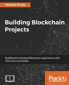Building Blockchain Projects-cover