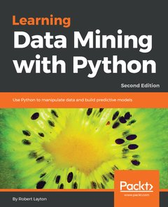 Learning Data Mining with Python  Second Edition-cover