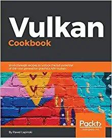 Vulkan Cookbook-cover