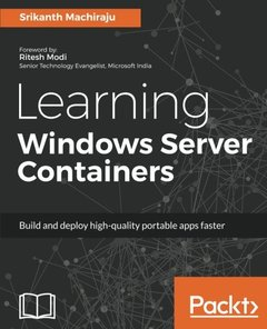 Learning Windows Server Containers-cover