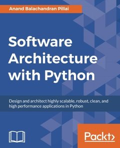 Software Architecture with Python-cover