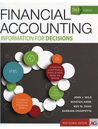 Financial Accounting: Information for Decisions IFRS, 3/e (Chapter 1-14)(Paperback)-cover