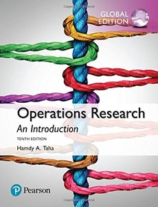Operations Research: An Introduction, 10/e (IE-Paperback)-cover