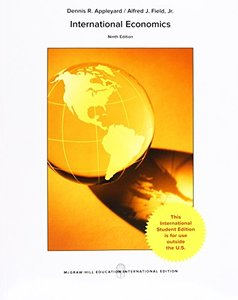 International Economics, 9/e (IE-Paperback)
