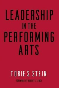Leadership in the Performing Arts-cover