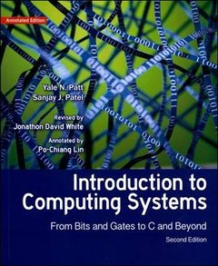 Introduction to Computing Systems:From Bits and Gates to C and Beyond, 2/e (Patt) (計算機概論導讀本) (授權經銷版)-cover