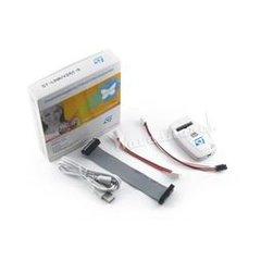 ST-LINK V2 ICE/模擬器 支援 STM8, STM32-cover
