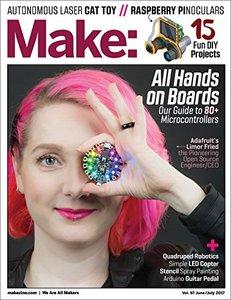 Make: Volume 57: Boards Guide 2017-cover