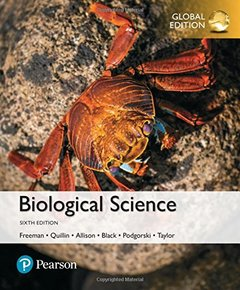 Biological Science, 6/e (Paperback)-cover