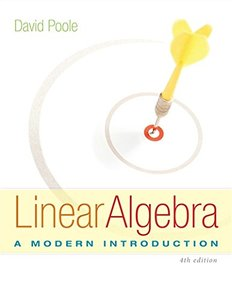 Linear Algebra, 4/e (Hardcover)-cover