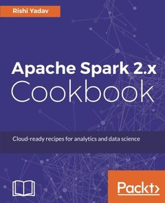 Apache Spark 2.x Cookbook-cover