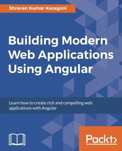 Building Modern Web Applications Using Angular-cover