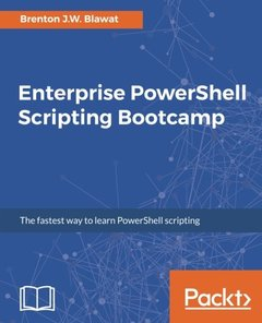 Enterprise PowerShell Scripting Bootcamp-cover