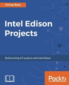 Intel Edison Projects-cover
