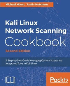 Kali Linux Network Scanning Cookbook - Second Edition-cover