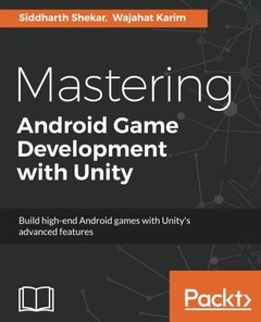 Mastering Android Game Development with Unity-cover