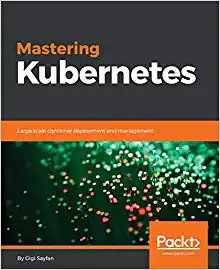 Mastering Kubernetes-cover