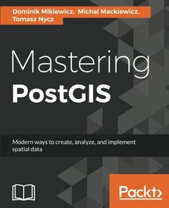 Mastering PostGIS-cover