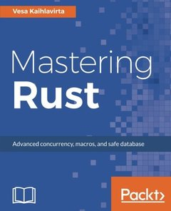 Mastering Rust-cover