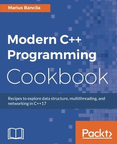 Modern C++ Programming Cookbook-cover