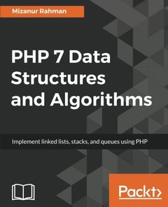 PHP 7 Data Structures and Algorithms-cover