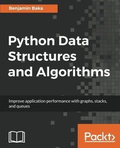 Python Data Structures and Algorithms-cover
