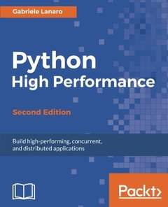 Python High Performance, 2/e (Paperback)-cover