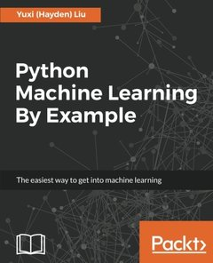 Python Machine Learning By Example-cover