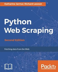 Python Web Scraping, 2/e-cover