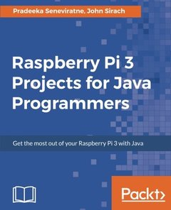 Raspberry Pi 3 Projects for Java Programmers-cover