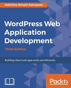 Wordpress Web Application Development - Third Edition-cover