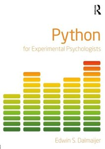 Python for Experimental Psychologists-cover