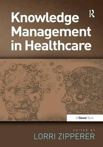 Knowledge Management in Healthcare-cover