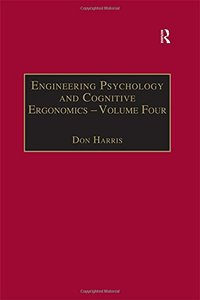 "Engineering Psychology and Cognitive Ergonomics: """"Volume 4: Job Design, Product Design and Human-computer Interaction"""" (Engineering Psychology and Cognitive Ergonomics Series)-cover"