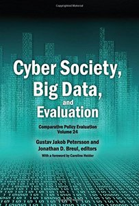 Cyber Society, Big Data, and Evaluation: Comparative Policy Evaluation-cover