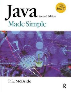 Java Made Simple-cover