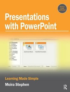 Presentations with PowerPoint-cover