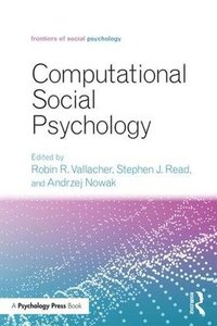 Computational Social Psychology (Frontiers of Social Psychology)-cover